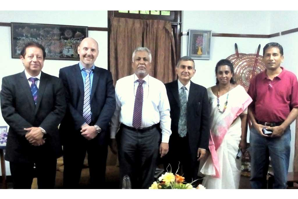 Visit from Western Sydney University, Australia to Collaborate with University of Colombo