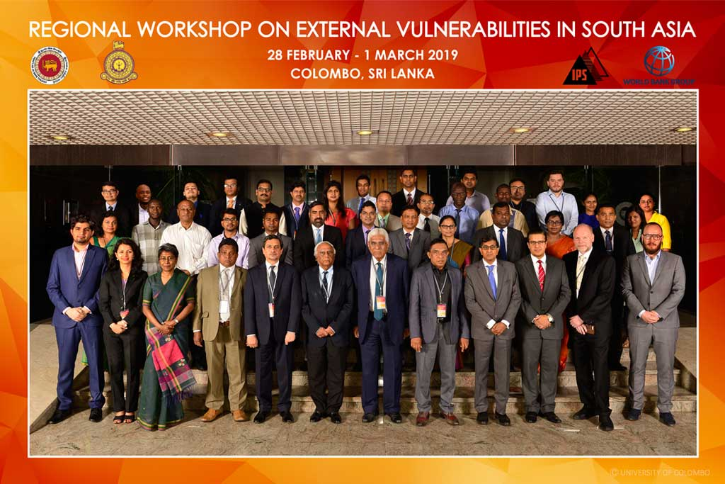 Regional Workshop on External Vulnerabilities in South Asia