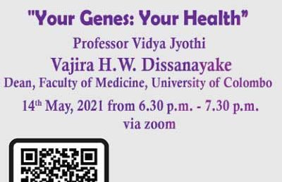 Your Genes: Your Health – Webinar