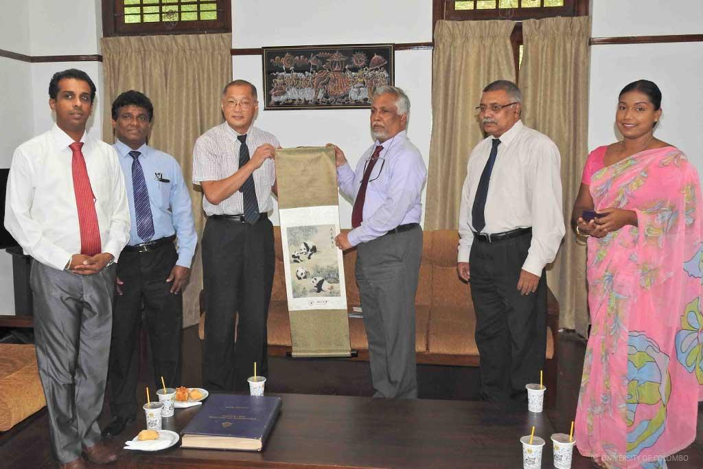 Zhenjiang University, China to collaborate with University of Colombo